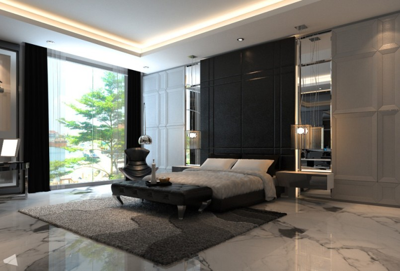 bedroom-feature-wall-black-805x546