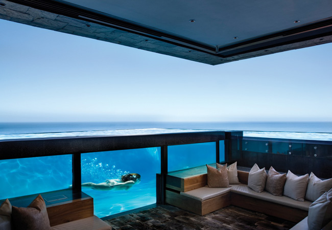 Swimming Pool in St. Leon 10 Residence, Cape Town