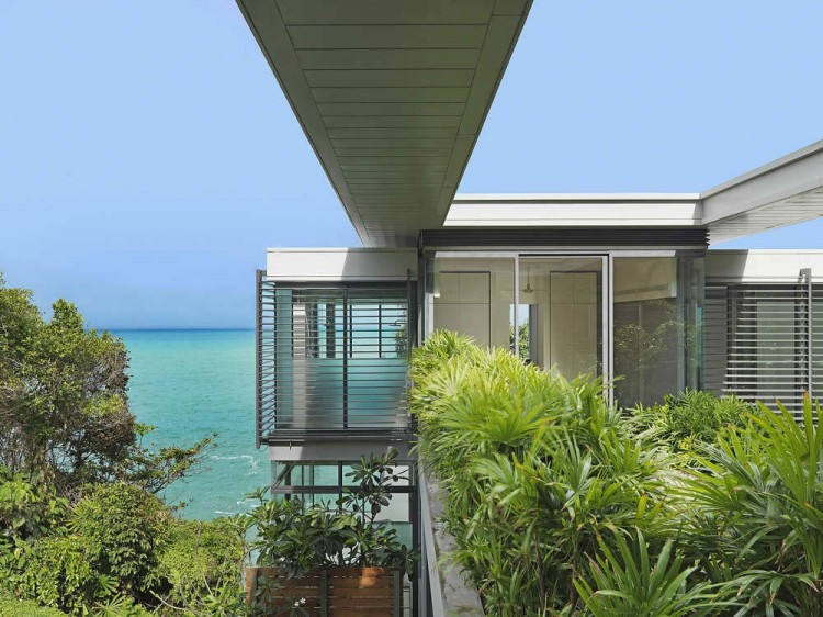 Brilliant Combination With Nature Beach House