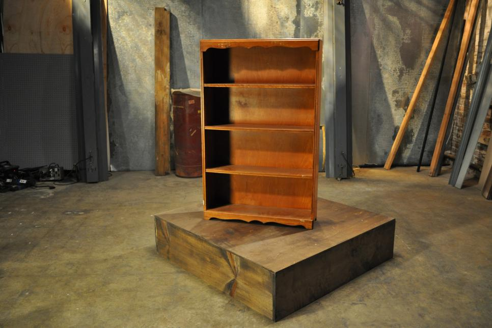Beautiful Bookcase Makeovers Before