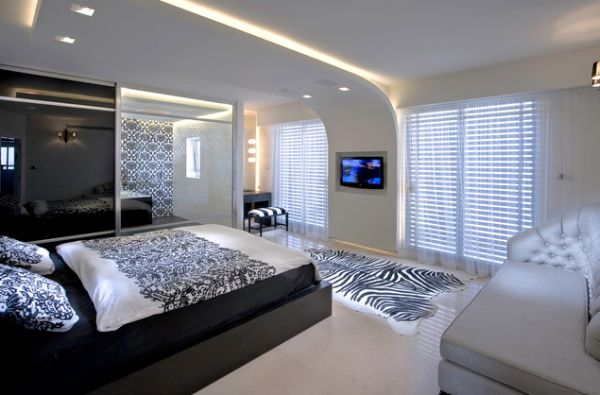 VIEW IN GALLERY Amusing Ceiling Design Ideas For Living Room