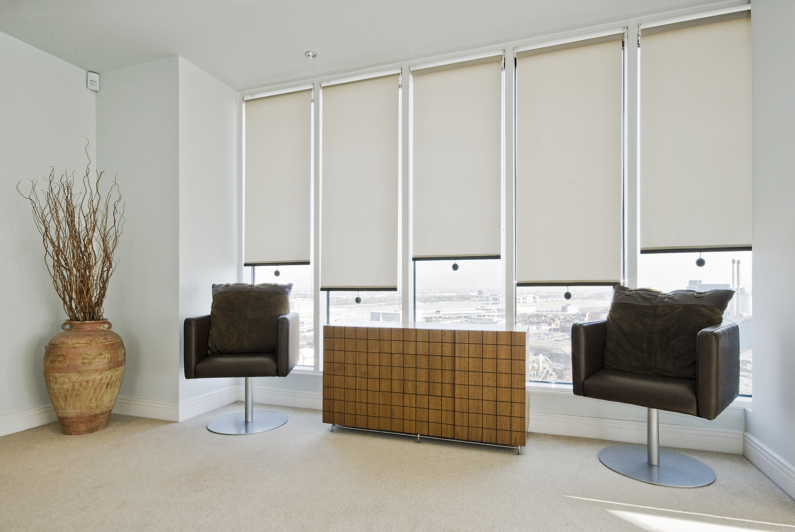 Vertical Blinds Ideas for Window Treatment - Pictures and Design