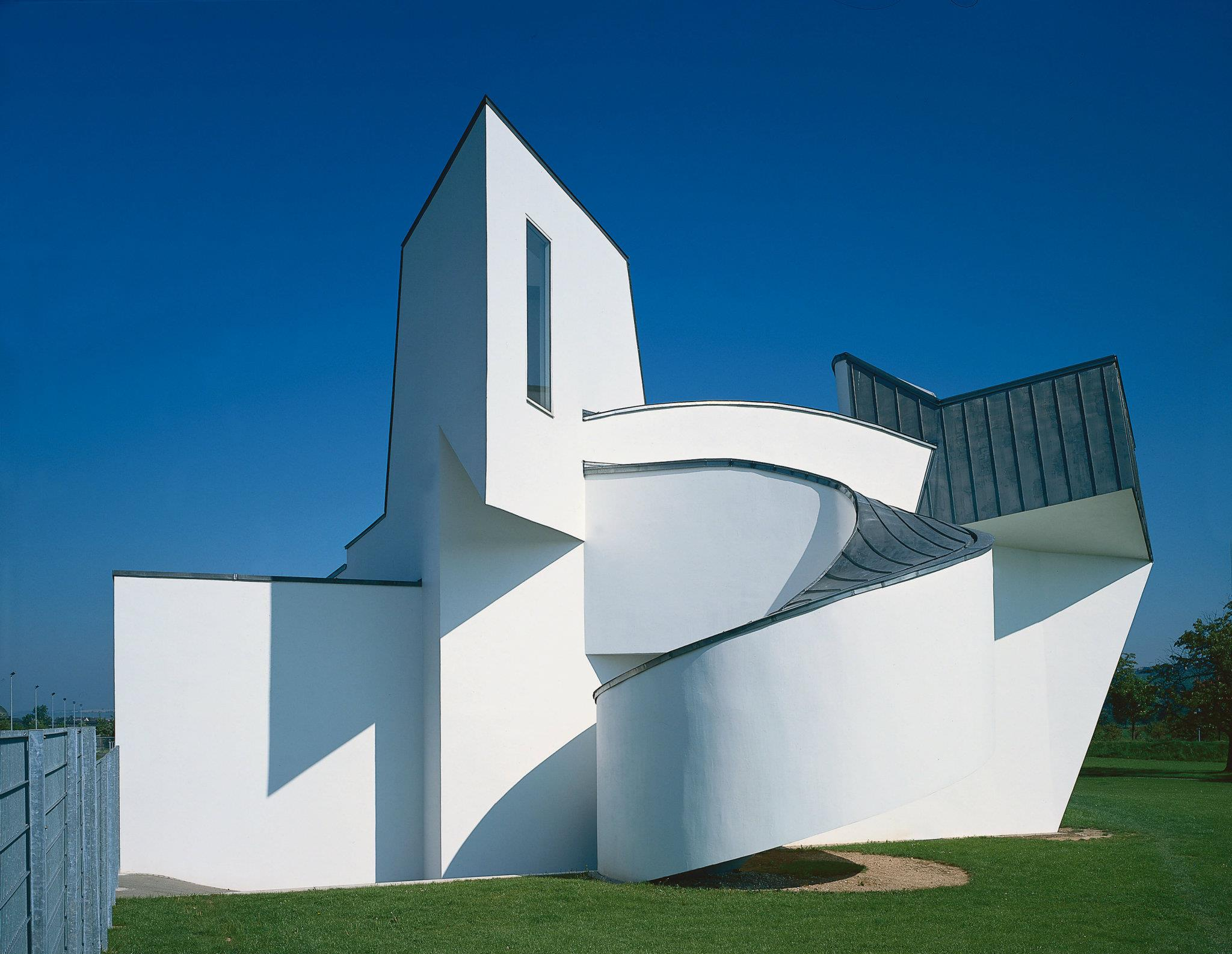 The Vitra Design Museum Weil am Rhein