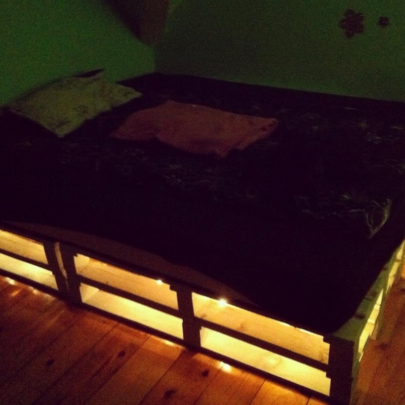 Best Beds Made From Wood Pallets