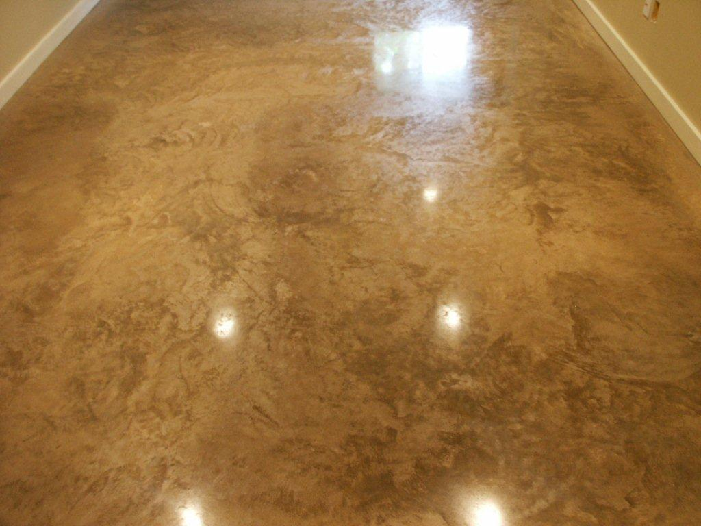 Why polished concrete floor is better than others flooring for Polished concrete floor bathroom