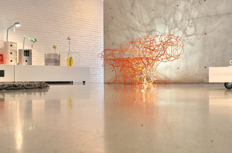 Polished concrete floors residential ideas with concrete polished floors
