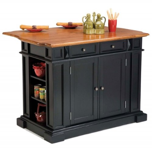 Free Standing Kitchen Island With Butcher Block Top : Free Standing Kitchen Islands Ideas - HGNV.COM