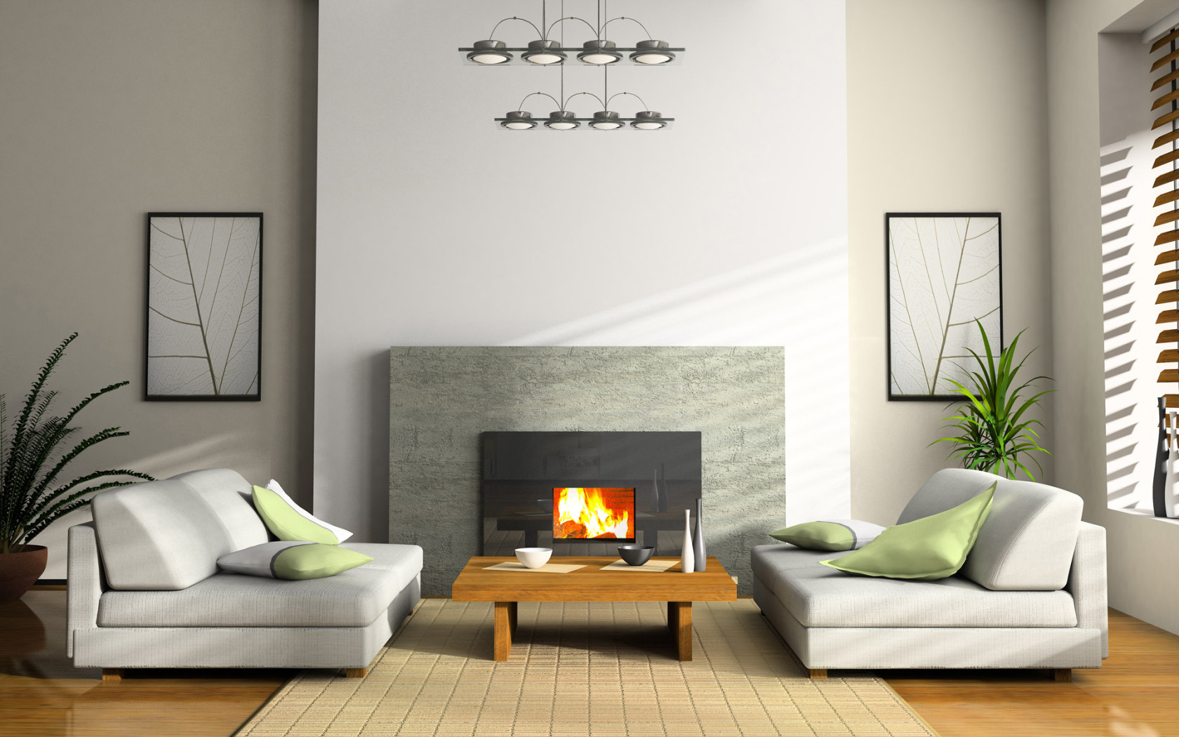 Decorating Ideas For Fireplace