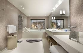 11 best modern bathroom lighting ideas modern bathroom ceiling lighting aloadofball Choice Image