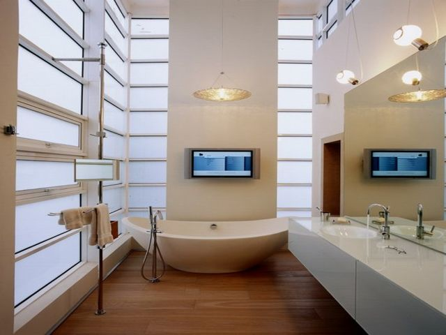 11 Best Modern Bathroom Lighting Ideas