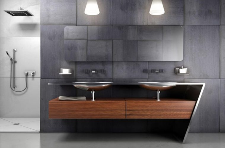 Best modern bathroom vanity cabinets you might want to try for Bathroom cabinets modern