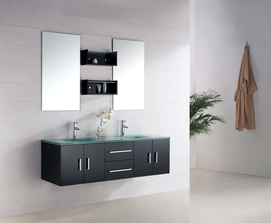 Best modern bathroom vanity cabinets you might want to try bathroom decoration ideas for Bathroom wall vanity cabinets