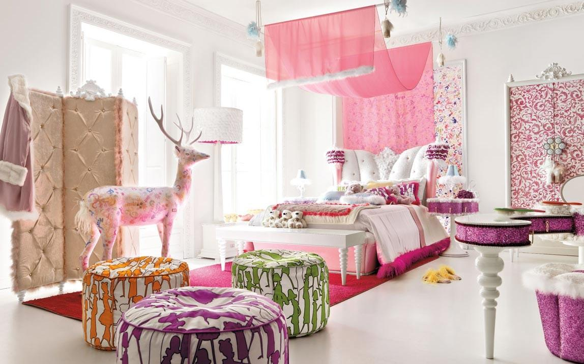 Pink-Bedroom-Ideas-for-Teenage-Girls