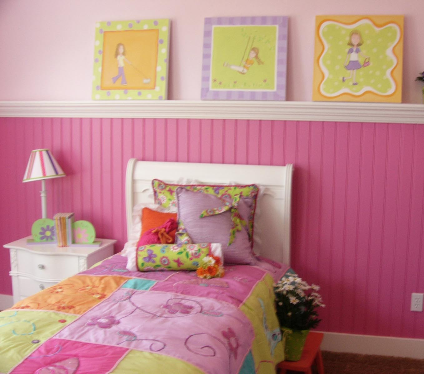 cute girls bedroom design - Decoration For Girl Bedroom