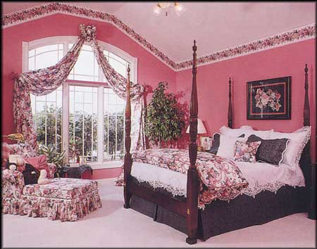 VIEW IN GALLERY Interior Design Bedroom Pinkhome Jobs Pink Girl