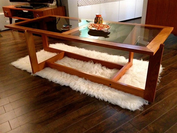 view in gallery mid century modern coffee table - Coffee Table Design Ideas
