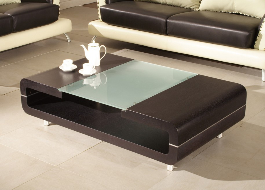 Modern Coffee Tables 4 Ideas To Choose