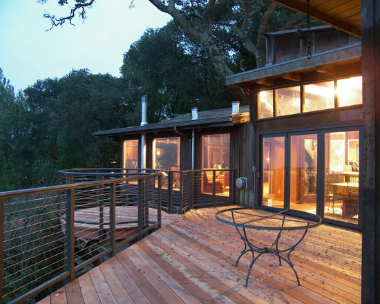 wooden deck design ideas 2