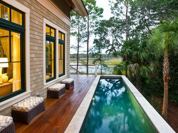 fantastic wooden deck designs ideas