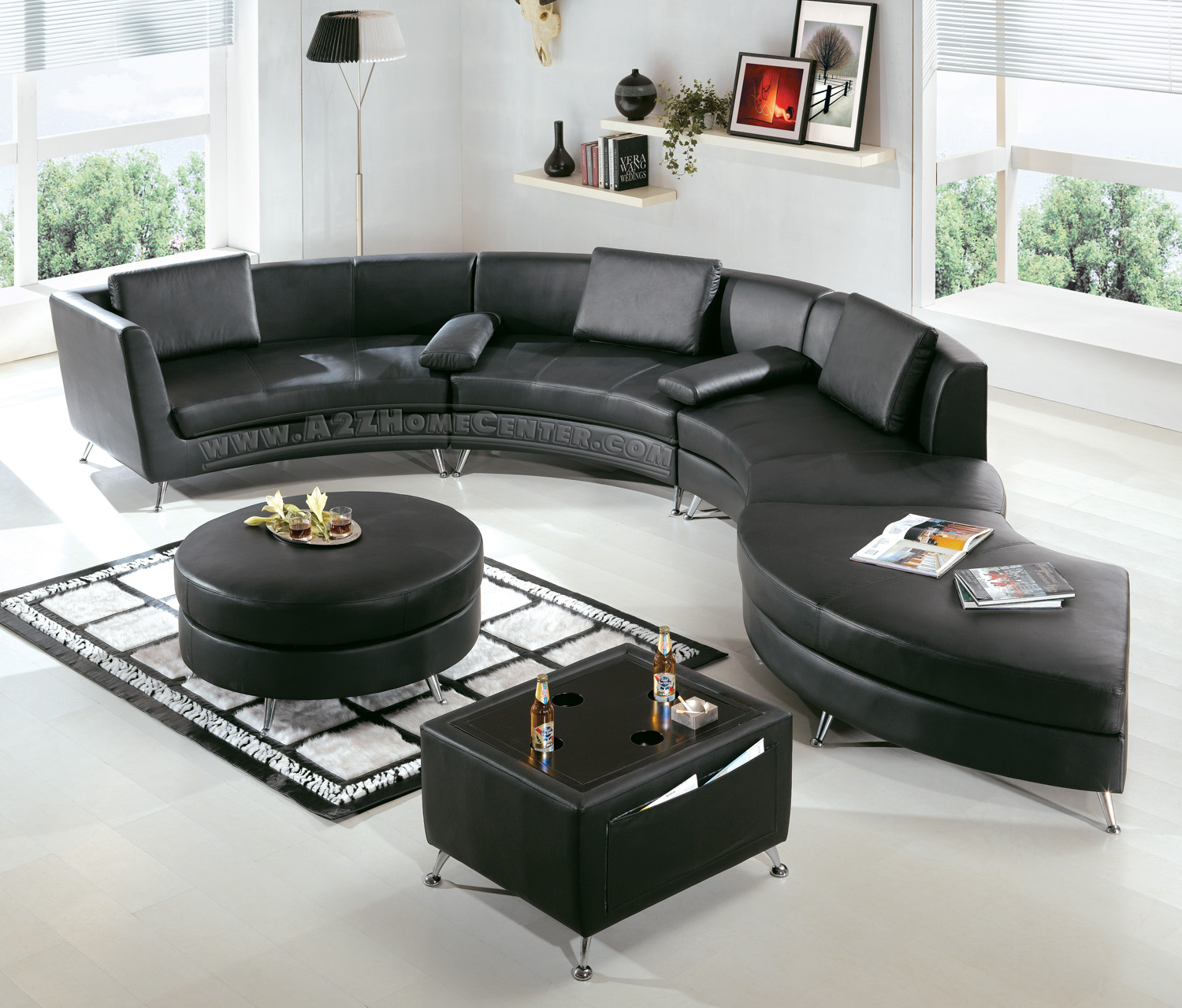 Awesome Modern Contemporary Furniture For Living Room - Contemporary living room furniture