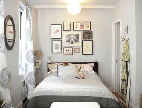 22 Interior Design Ideas for Small Bedrooms - hgnv