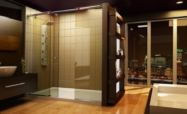 15 Luxury Frameless Glass Shower Doors Design For Your