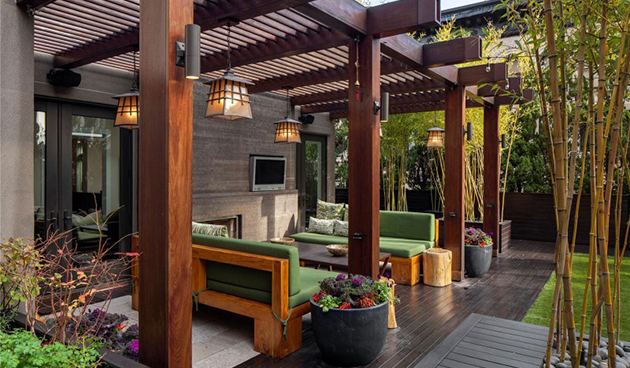 15 Pergola Design Ideas Design Attached To Home Pergola Wood