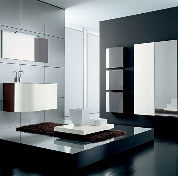Contemporary Best Bathrooms Designs find this pin and more on bathroom View In Gallery Cool Modern And Contemporary White Bathroom Vanity Sinks With Stainless Steel Faucets And Mirror