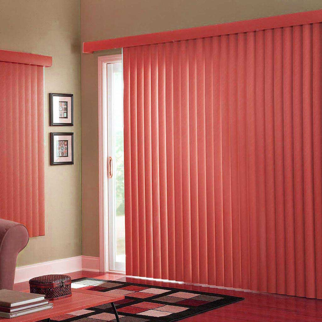 window treatments for sliding glass door