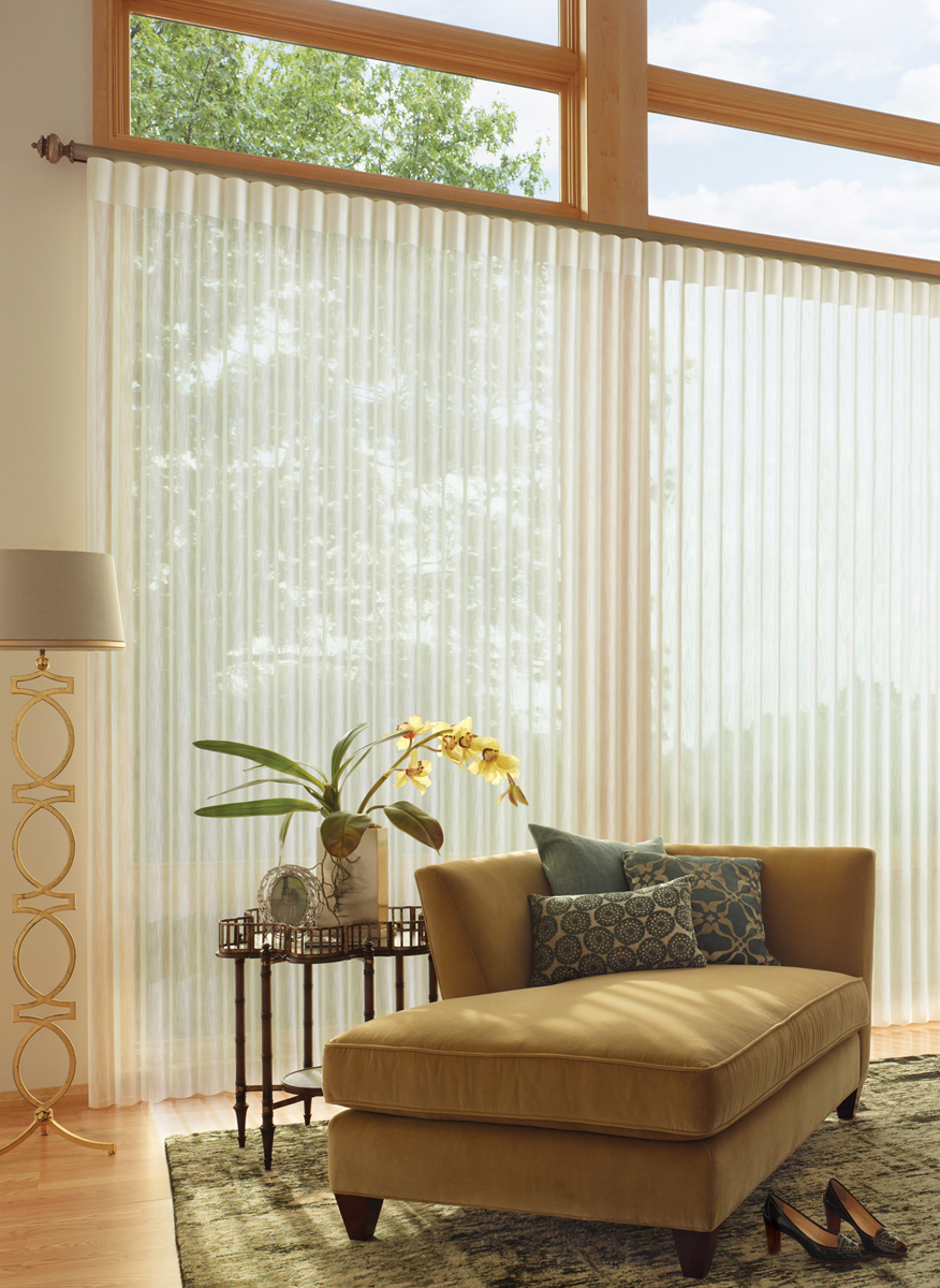 Window treatment ideas for sliding glass patio doors - View In Gallery Window Treatments For Sliding Glass Patio Doors