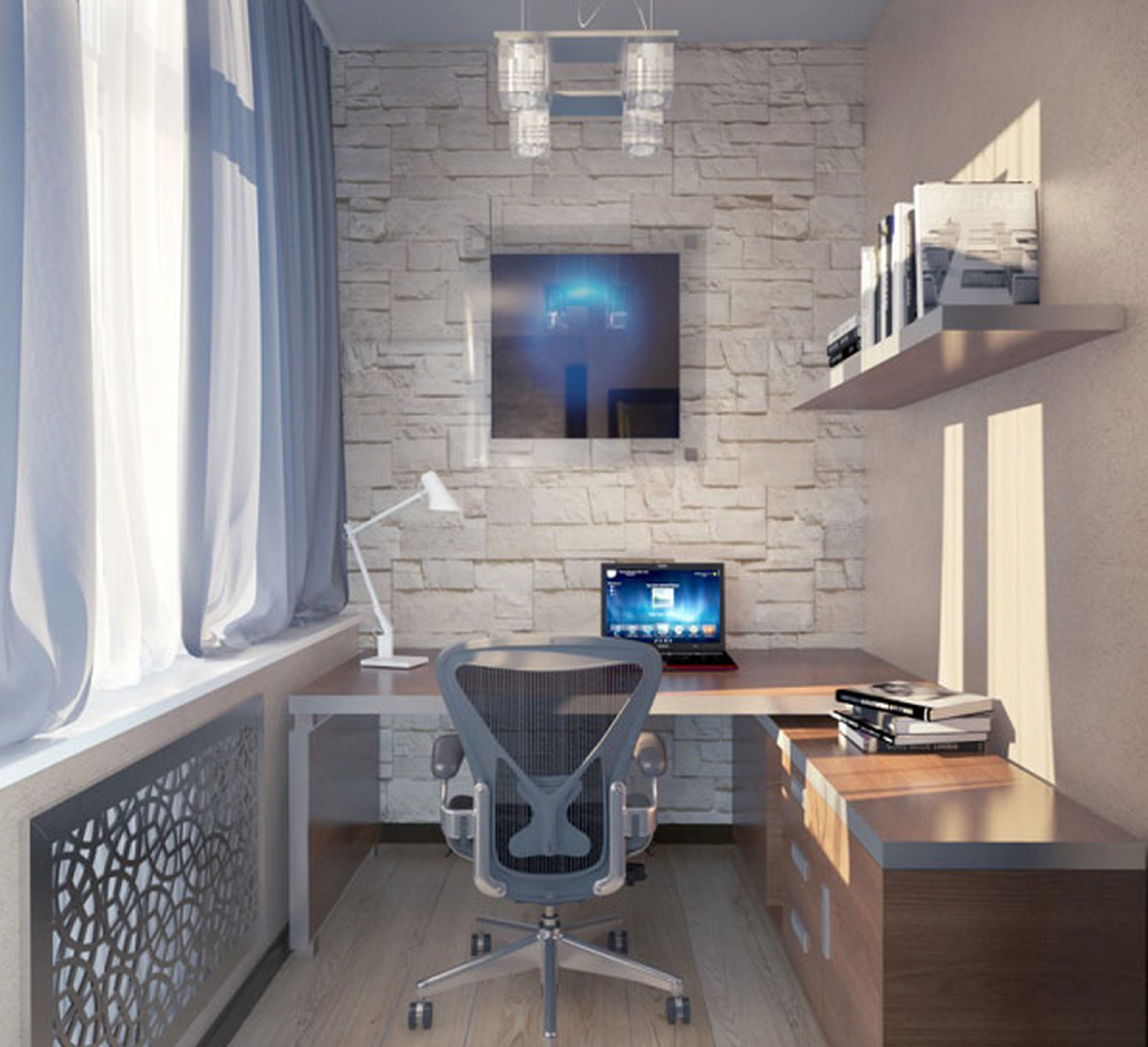 Home Office Ideas For Small Spaces Work At Home