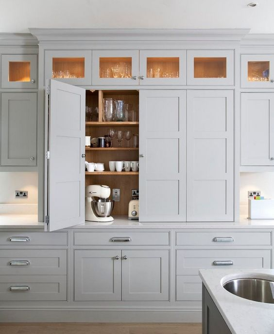 Replacement kitchen cabinet doors surely improve your for Replacing kitchen cabinets