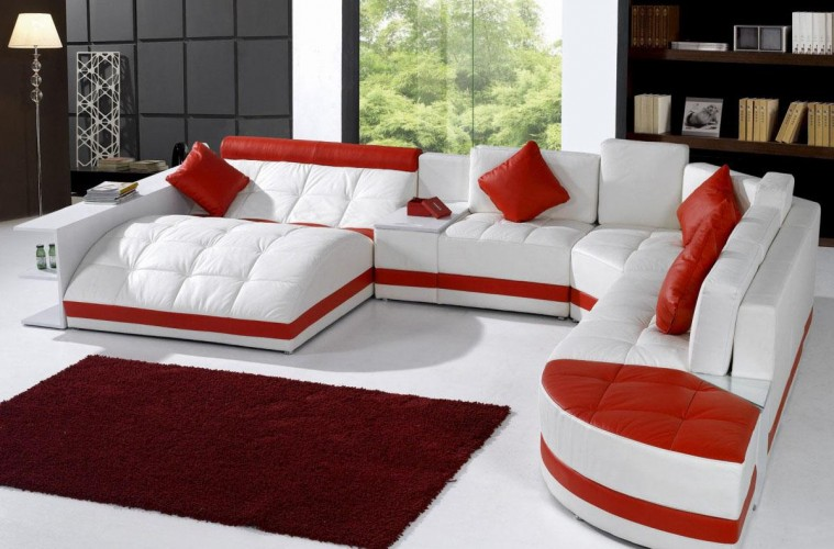 10 Luxury Leather Sofa Set Designs That Will Make You Excited ...