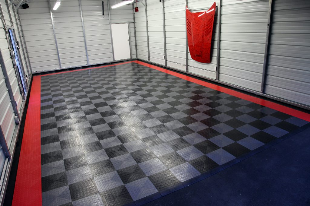 feature and harley heavy duty tiles mats floor for cars flooring garage rubber