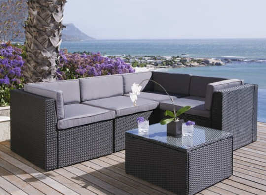 VIEW IN GALLERY natural rattan garden furniture. Awesome Rattan Garden Furniture   HGNV COM