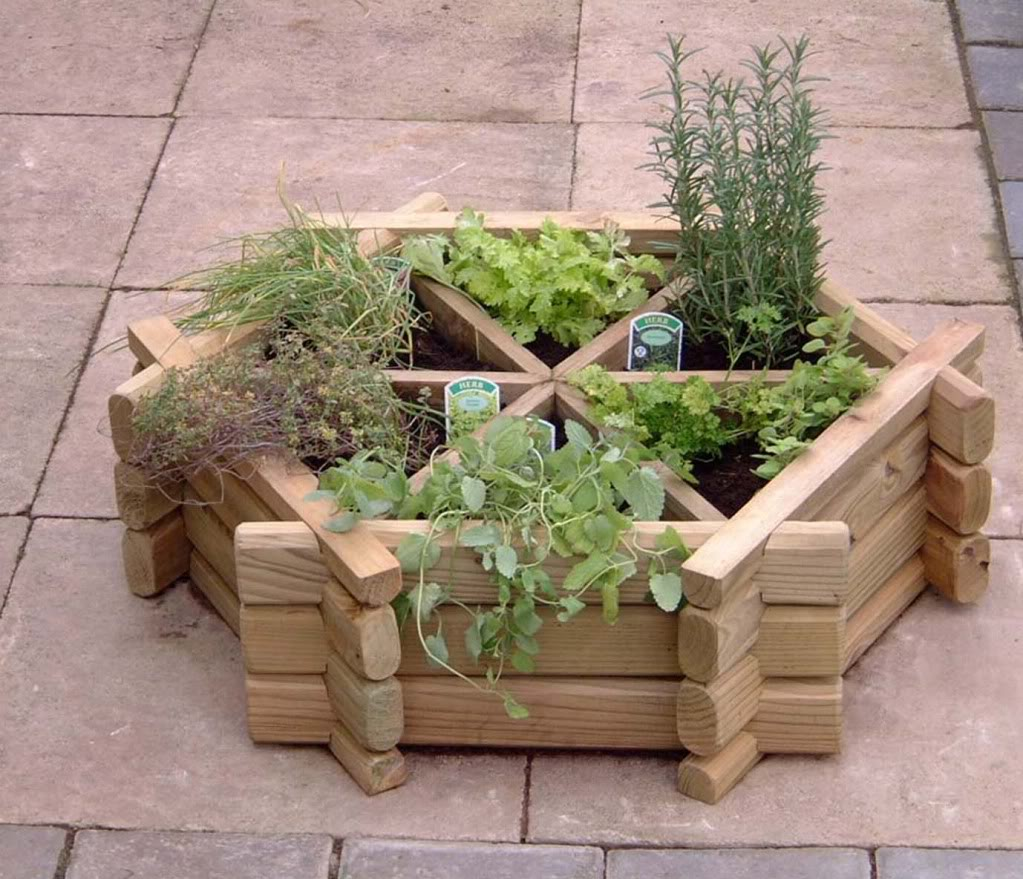 Make your neighbors jealous with these diy pallet planters for Pallet veggie garden