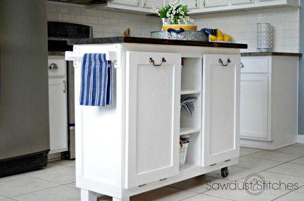 diy kitchen island with cabinets how to turn your furniture from trash to treasure 20 8764