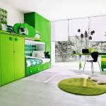 10 Super Clever Lime Green Kids' Bedroom Ideas