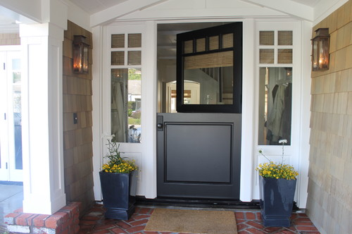 Traditional Exterior by New York Interior Designers & Decorators annie diamond