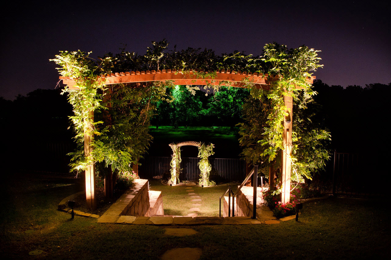 pergola lighting ideas design. VIEW IN GALLERY Landscaping Ideas For Frontyard Pergola Lighting Design T