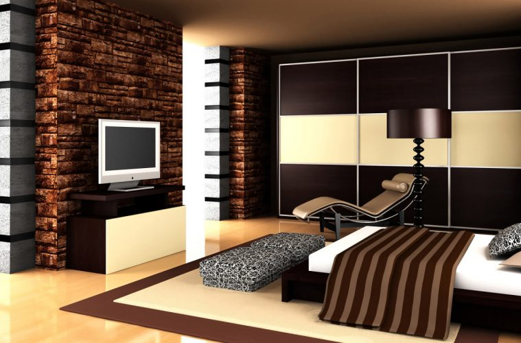 Image result for How to decorate a modern bedroom