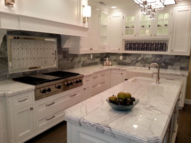 7 most popular types of kitchen countertops materials for Most popular kitchen countertops