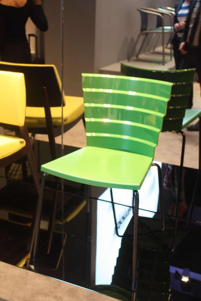 Metalmobil Ridged Dining Chair Dining Room Decoration Furniture Ideas