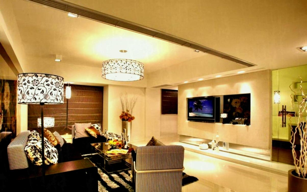 20 modern floor lamps design ideas with pictures hgnv com - Living room lamps ideas ...