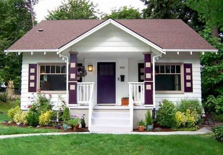 30 best tiny house design in asia small house design and for Average cost to build a craftsman style home