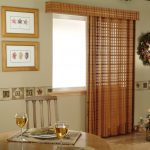Faux Wood Vertical Blinds For Patio Door