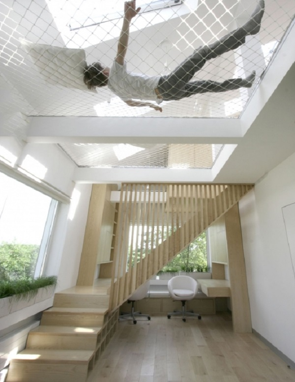 Large hammock netting