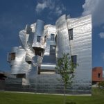 The Weisman Art Museum Minneapolis