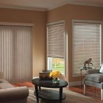 Wood Vertical Blinds For Sliding Glass Doors