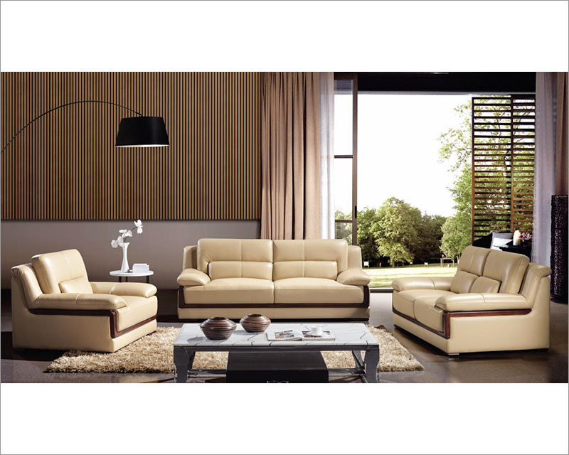 VIEW IN GALLERY Exciting Contemporary Leather Sofa Sets